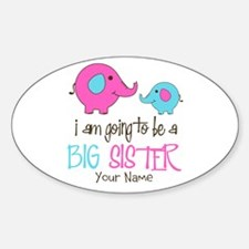 I am Going to be a Big Sister | Ele Decal