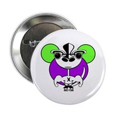 CAMRIC MONSTER Button