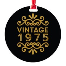 Vintage 1975 Ornament