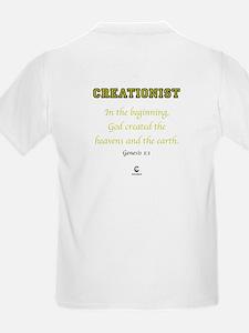 Creationist (YT) 2.0 - T-Shirt