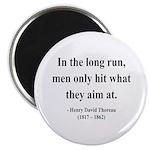 Henry David Thoreau 20 Magnet