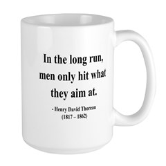 Henry David Thoreau 20 Mug