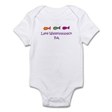 little fish Infant Bodysuit