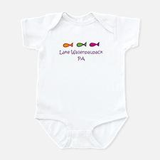 little fish Infant Bodysuit