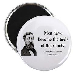 Henry David Thoreau 21 2.25