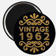 Vintage 1962 Magnets