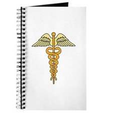 CADUCEUS MEDICAL SYMBOL Journal