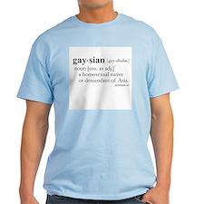 Gaysian definition T-Shirt