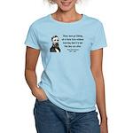 Henry David Thoreau 22 Women's Light T-Shirt