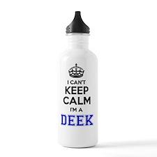 Unique Deeks Water Bottle