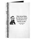 Henry David Thoreau 22 Journal