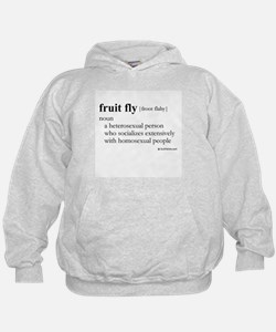 Fruit fly definition Hoodie