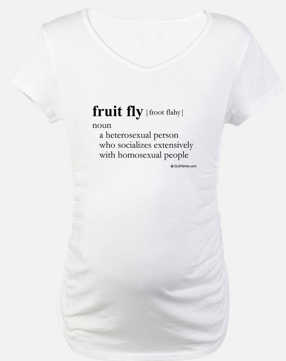 Fruit fly definition Shirt