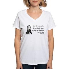 Henry David Thoreau 23 Shirt