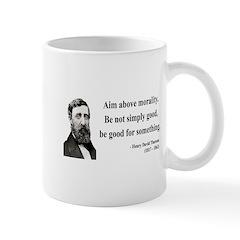 Henry David Thoreau 23 Mug