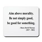 Henry David Thoreau 23 Mousepad
