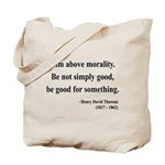 Henry David Thoreau 23 Tote Bag