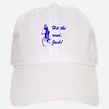 Hit the Road Baseball Baseball Cap