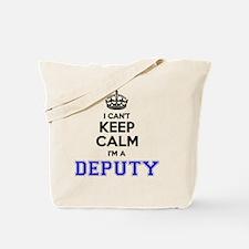 Cute Deputy Tote Bag