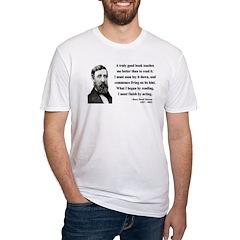 Henry David Thoreau 24 Shirt
