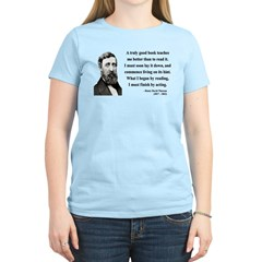Henry David Thoreau 24 T-Shirt