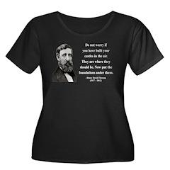 Henry David Thoreau 25 T