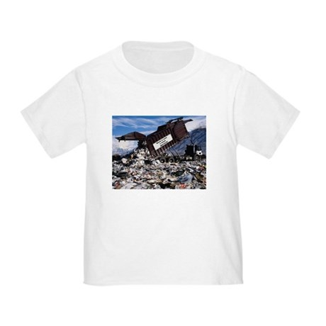 Recycle it. Toddler T-Shirt