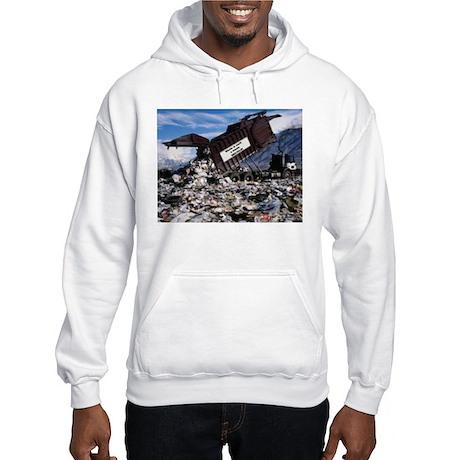Recycle it. Hooded Sweatshirt
