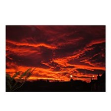 Covebay *fire* Postcards (Package of 8)
