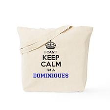 Cool Dominique Tote Bag