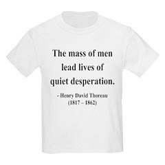 Henry David Thoreau 27 T-Shirt