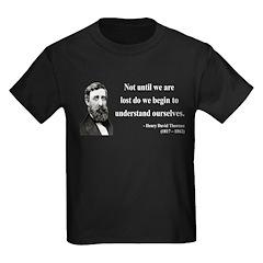 Henry David Thoreau 28 T