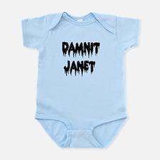 Damnit Janet Infant Bodysuit
