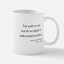 Henry David Thoreau 28 Mug