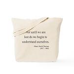Henry David Thoreau 28 Tote Bag