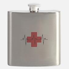 MEDICAL CROSS Flask