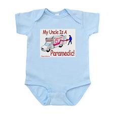Paramedic Uncle - Infant Bodysuit