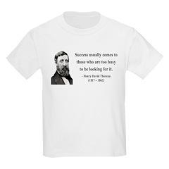 Henry David Thoreau 29 T-Shirt