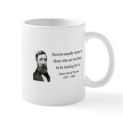 Henry David Thoreau 29 Mug