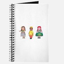 CHILDREN OF THE WORLD Journal