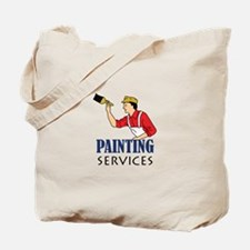 PAINTING SERVICES Tote Bag