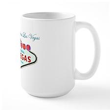 Welcome to Fabulous Las Vegas 15 oz Mug