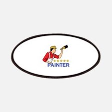 FIVE STAR PAINTER Patches