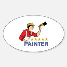 FIVE STAR PAINTER Decal
