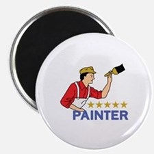 FIVE STAR PAINTER Magnets