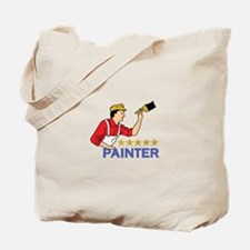 FIVE STAR PAINTER Tote Bag