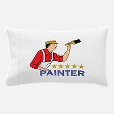 FIVE STAR PAINTER Pillow Case