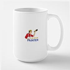 FIVE STAR PAINTER Mugs