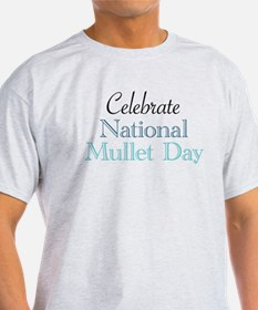 National Mullet Day T-Shirt