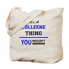 Funny Colleen Tote Bag